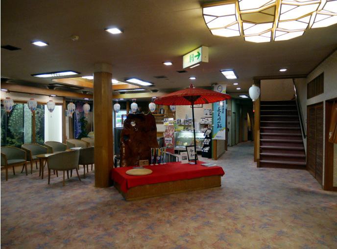 名古屋駅から40分の長良川温泉
