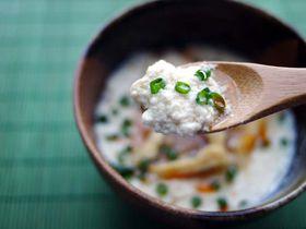 旅気分でコロナ太りも解消!台湾の朝ご飯「鹹豆漿」