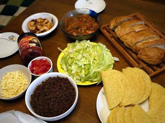 台湾の朝ご飯の定番「鹹豆漿」