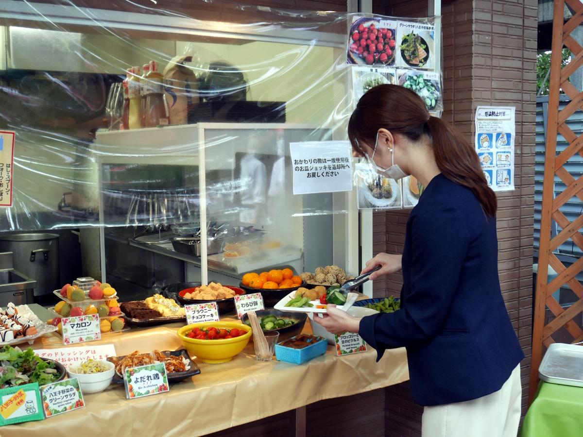 高尾山ビアマウントは食べ放題&飲み放題