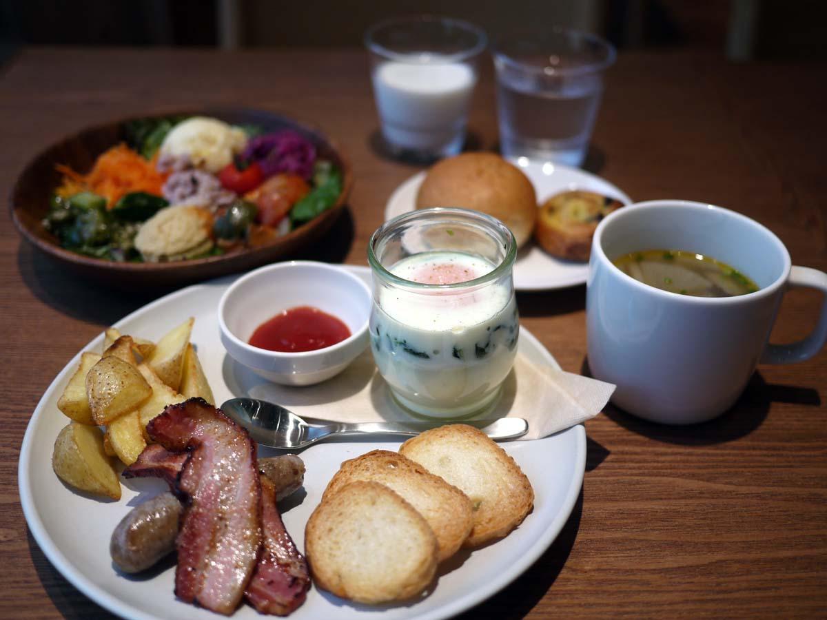 無印良品「Cafe&Meal MUJI」のおいしい朝食