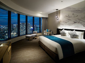 お部屋から東京を楽しもう!三井ガーデンホテル豊洲ベイサイドクロス