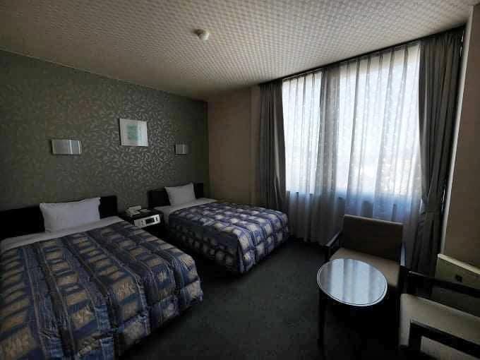 琴平リバーサイドホテルは全室Wi-Fi完備