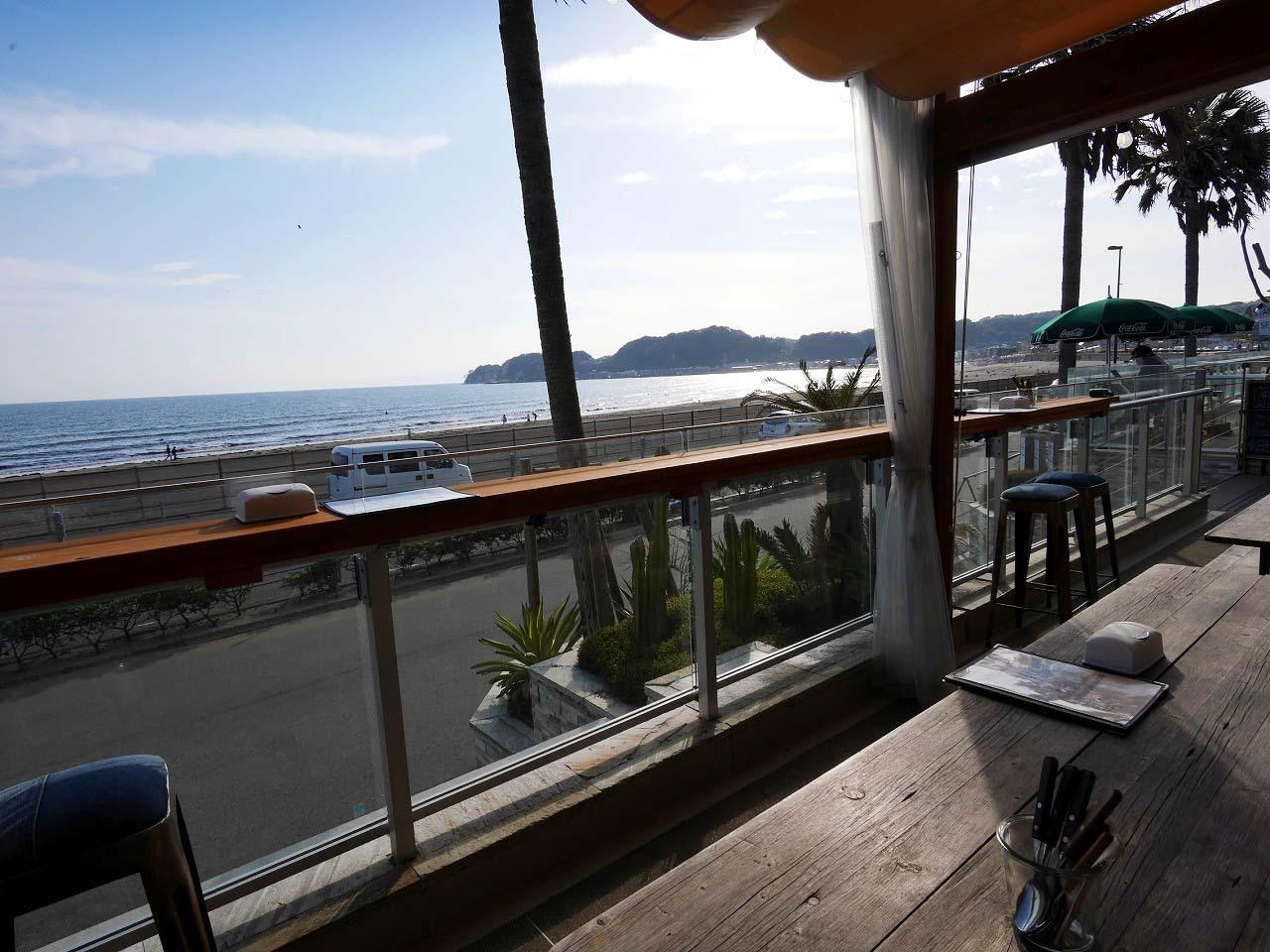 海好きなオトナのための「材木座テラス」にある小さなホテル