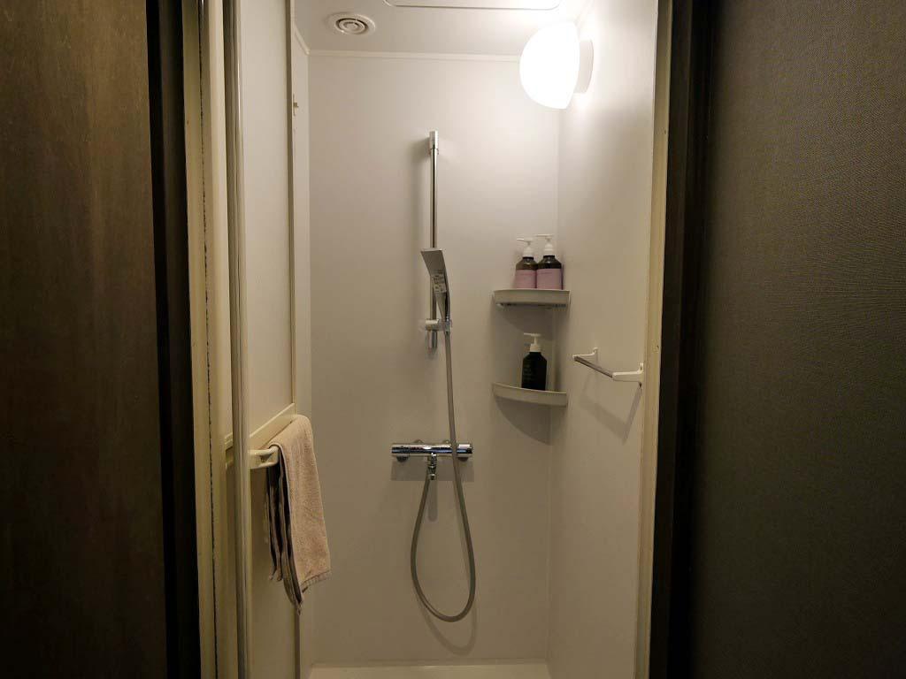 24時間シャワー利用可能だけど「梅湯」もオススメ!