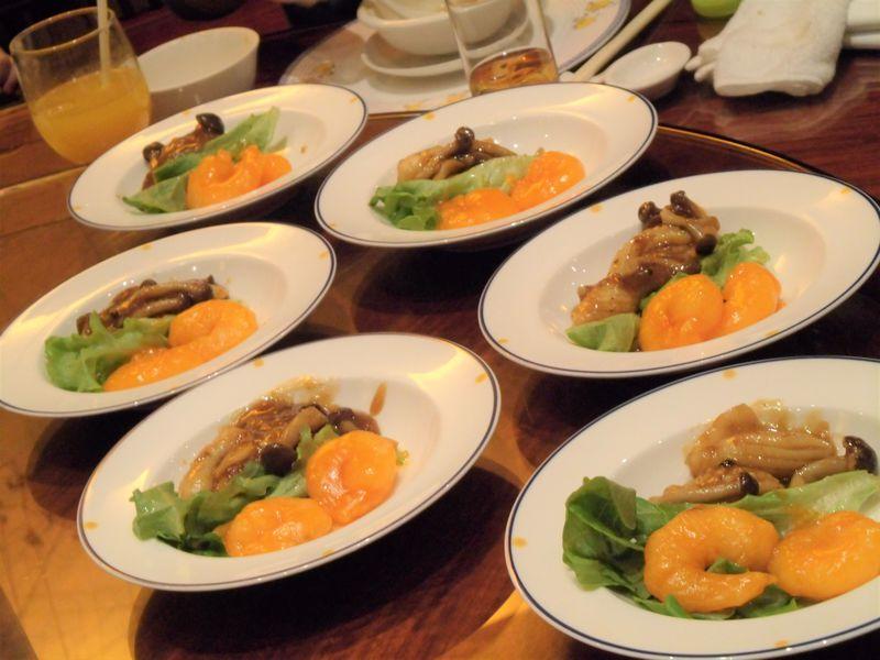 豪華な海鮮をリーズナブルに!横浜中華街の老舗「萬珍樓本店」で頂くランチコース