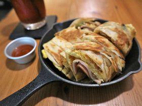 熱々蛋餅をオシャレに!台北「GURU HOUSE」中山店