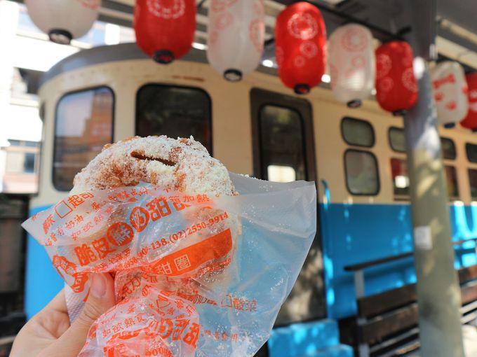 小腹がすいたら人気のドーナツを!「脆皮鮮ナイ甜甜圈」