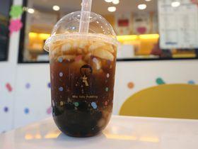 ストローで飲む豆花!台北MRT忠孝復興駅近く「漱豆花」