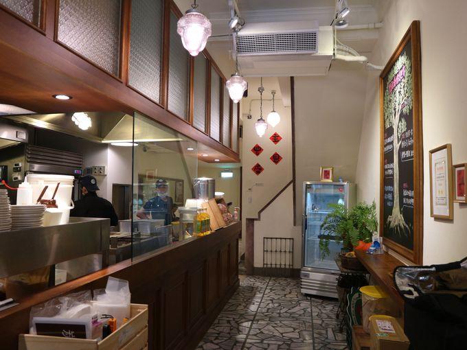 炭焼きトーストサンドが人気の朝食ブランチ店「豊盛號」