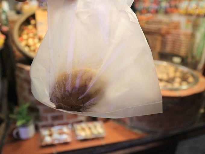 ジューシーな「台湾ソーセージ」・台湾風煮卵「茶葉蛋」
