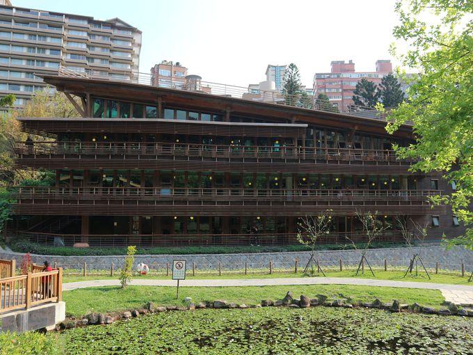 4.北投図書館/台北市