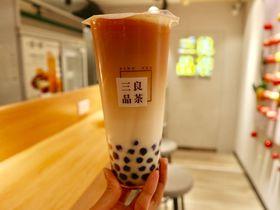 台北・永康街でタピオカやフルーツティー!おすすめ店「三良品茶」