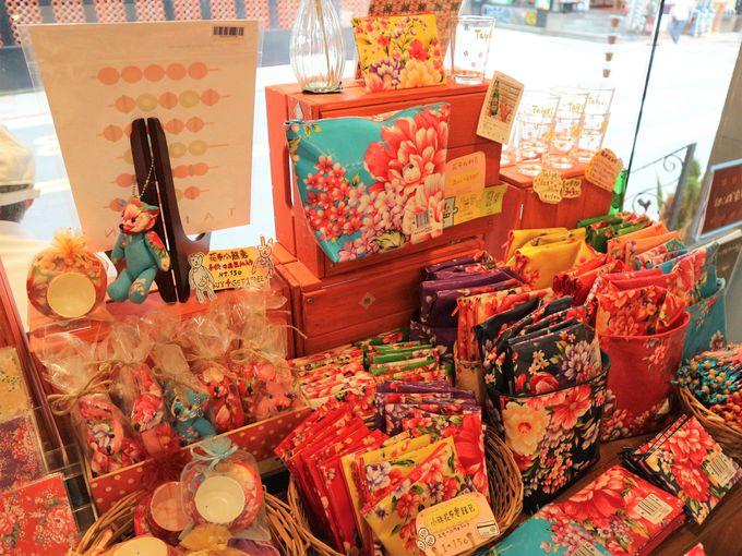 台湾花布雑貨やtaipeiグラス