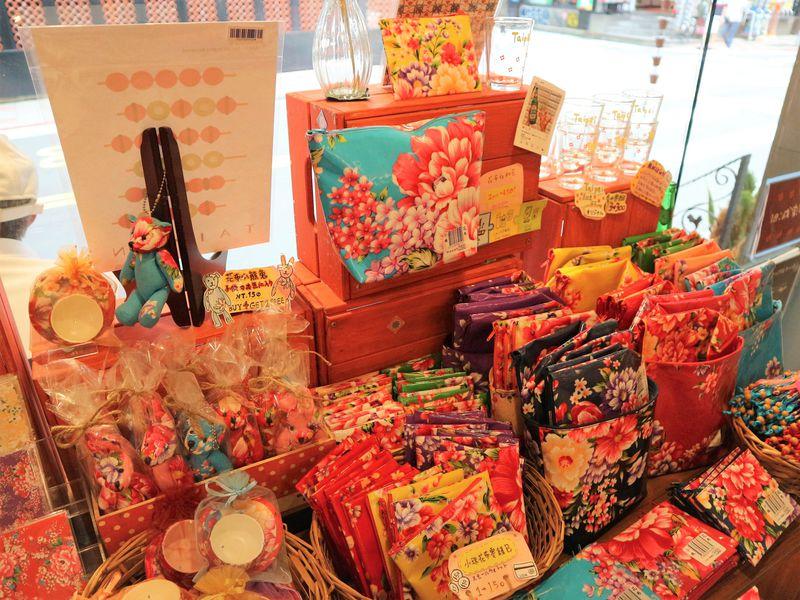 台湾がぎゅっと詰まった雑貨店!台北・永康街「Bao gift」