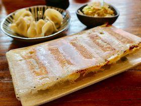 台湾グルメ・水餃子や焼き餃子をおしゃれに!台北「餃子楽」