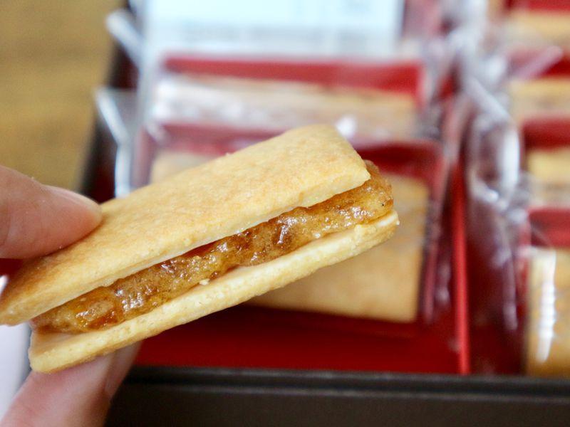 新感覚パイナップルケーキを台湾土産に!台北・迪化街「滋養製菓」