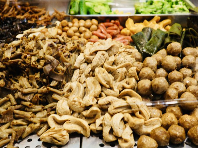 有名店の味が楽しめる!台湾式煮物「阿國滷味」