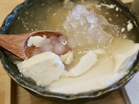 珍しい豆乳スイーツが豊富!台湾・三峡老街近く「禾乃川國産豆製所」