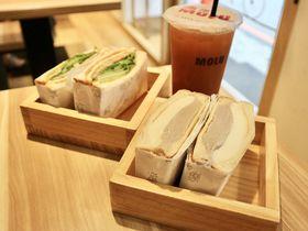 タロイモトーストが絶品!台北の朝食ブランチ店「滿樂鐵板吐司」