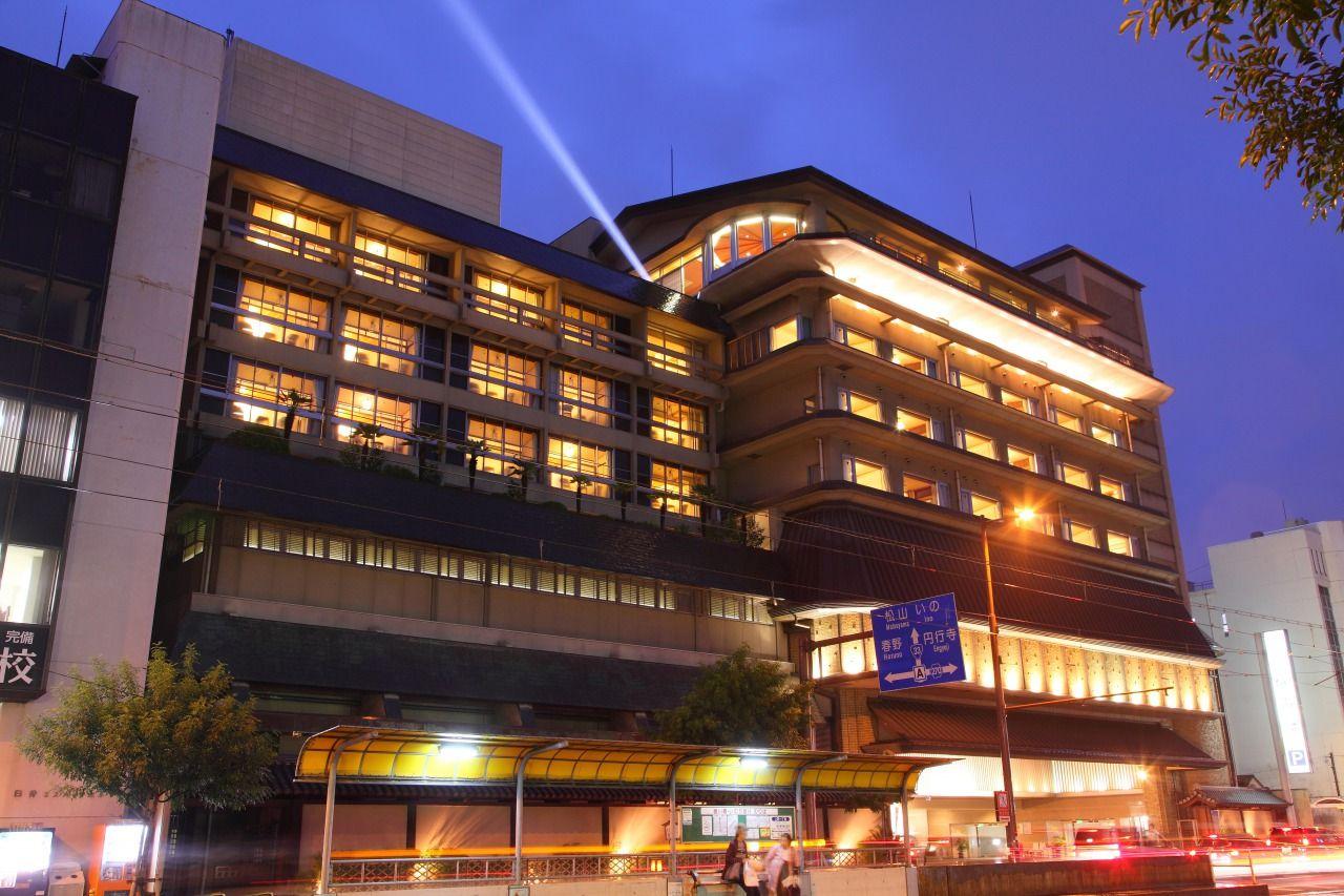 (1)坂本龍馬の生誕地に佇む創業140年の旅館