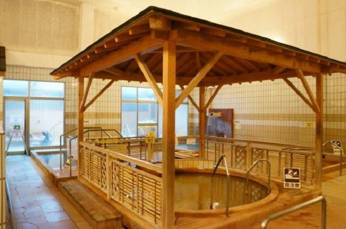 日帰り温泉で健康増進!山梨「増富の湯」