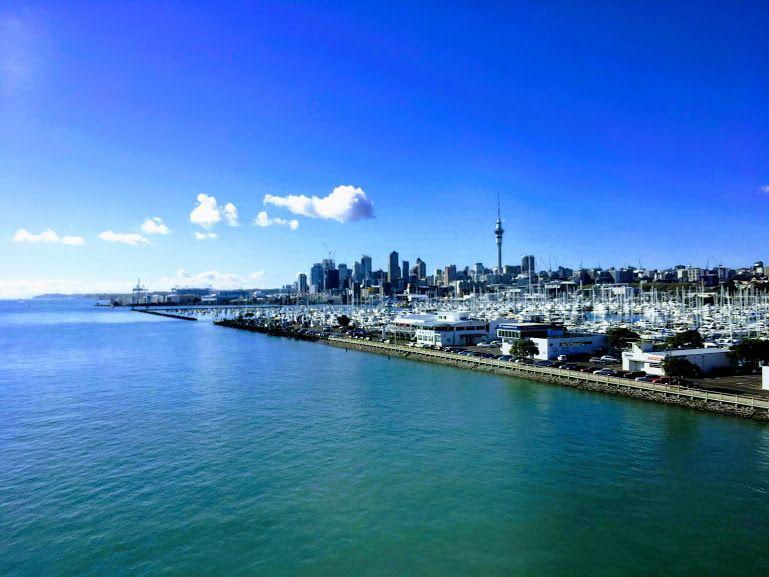 ニュージーランドの気候について