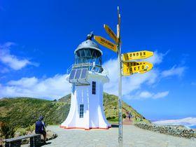 いざニュージーランドの最北端へ!ケープレインガで北の端を制覇せよ