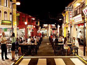 ハズレなし!セントーサ「マレーシアン・フード・ストリート」で味わう屋台料理