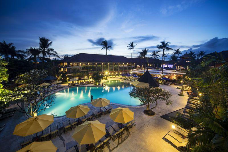 バリ子連れ旅行におすすめホテル「バリ ダイナスティ リゾート」
