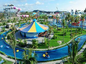 ベトナム・フーコックの遊園地「ヴィンパールランド」はウォーターパークも充実!