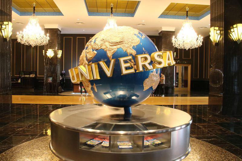 ユニバーサル・スタジオ・ジャパンTMに行くならオフィシャルホテル!朝も夜も夢の時間が続く!