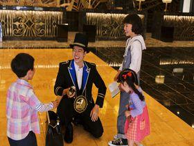 大阪子連れ旅行におすすめ!ザ パーク フロント ホテル アット ユニバーサル・スタジオ・ジャパンTM