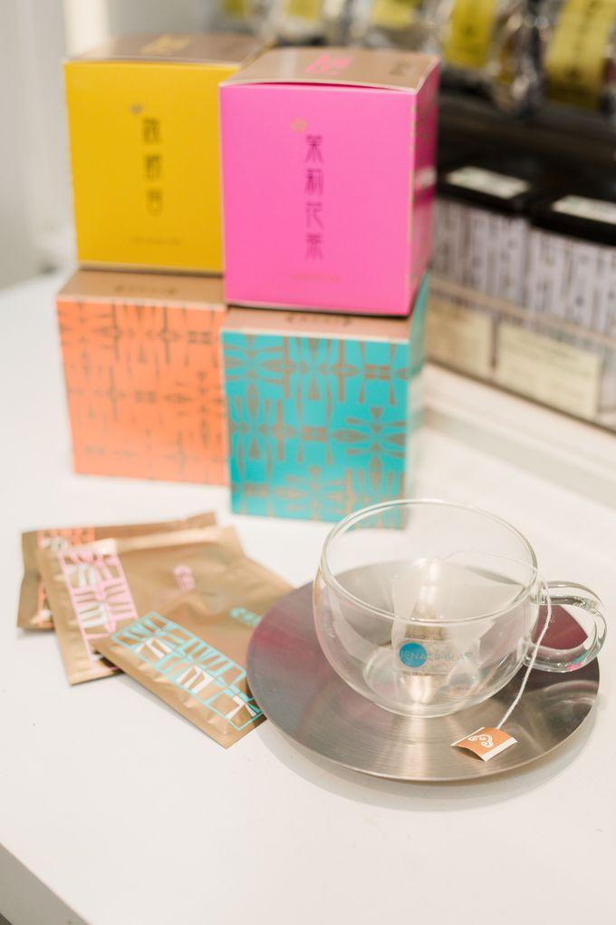 香港土産の定番といえば中国茶、『福茗堂(フォクメントン)』