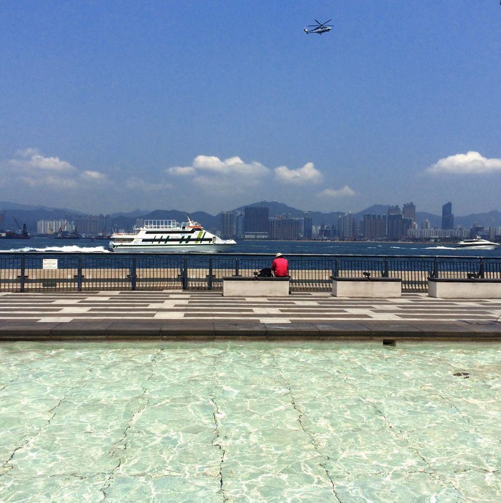 香港人の憩いのオアシス「中山記念公園」で心も体もリラックス