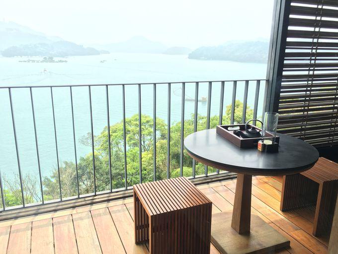 2日目・台湾3大観光地、日月潭でリゾート満喫