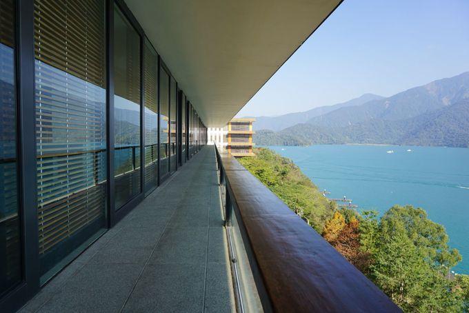 6日目・台湾3大観光地、日月潭でリゾート満喫