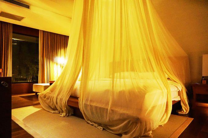 オシャレでロマンチックな部屋はまさにカップルにピッタリ