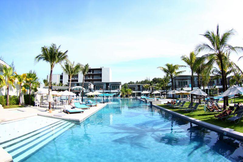 水上都市みたいなホテル!タイ・カオラック「ザ・ウォーターズ」