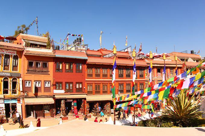 チベット仏教徒の聖地!ボダナート