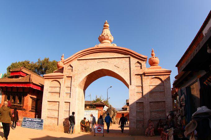 古都バクタプル・王宮前広場周辺の見所