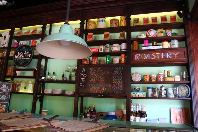 ホイアン発のカフェ「ホイアン・ロースタリー」