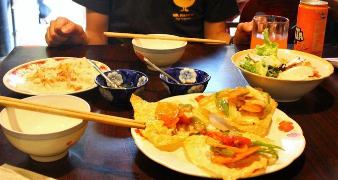 ホイアンで必食の四大名物料理!