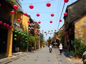 ベトナムの古都ホイアンの日常をのんびり楽しもう!
