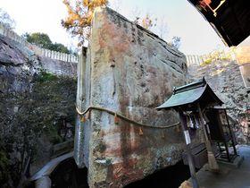 水に浮かぶ謎の巨石「石の宝殿」とは!? 強力パワースポット 兵庫県高砂市 生石(おうしこ)神社