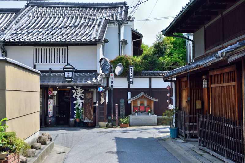 格子とくくり猿の町 1300年の歴史を感じる奈良町歴史散歩