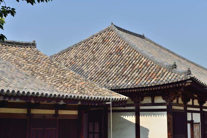 奈良町はもともと元興寺の境内
