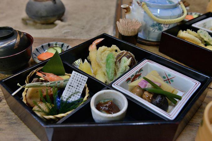 奈良町のランチ 上ツ道弁当がおすすめ