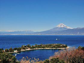 駿河湾越しに見る世界遺産富士山の絶景!西伊豆ドライブ大瀬崎・井田・戸田