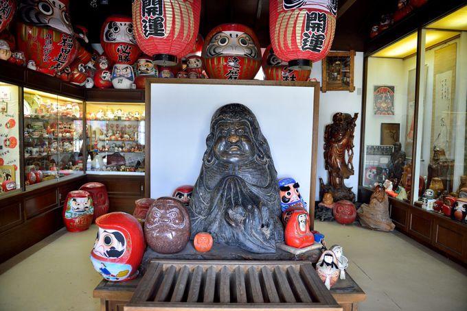 日本全国のだるまコレクション